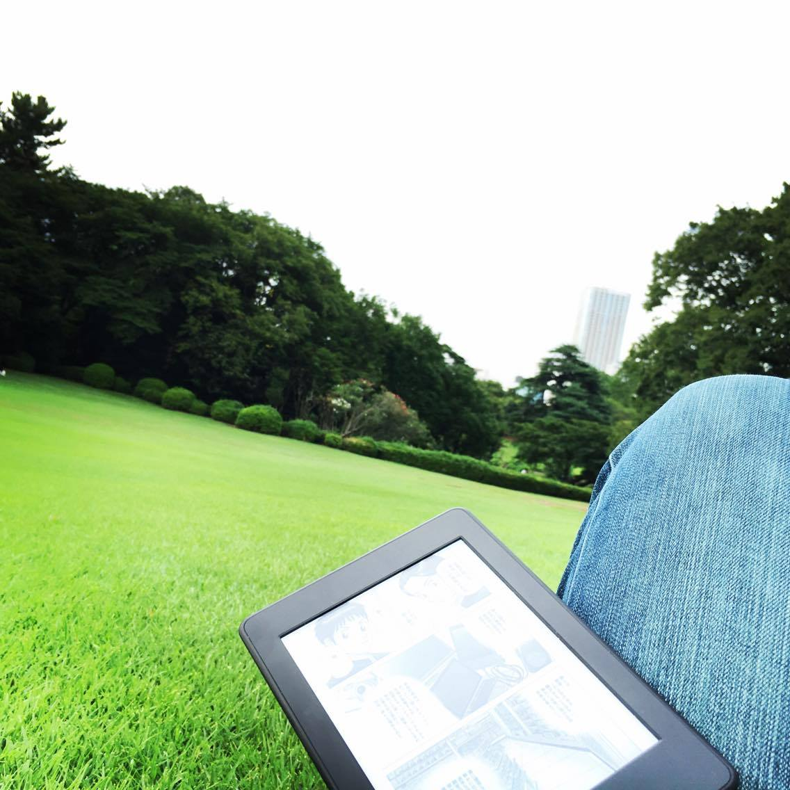 Kindle Unlimited 読み放題の感想!種類も豊富で便利!
